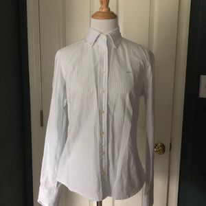 Vineyard Vines Striped Oxford Button Down Shirt
